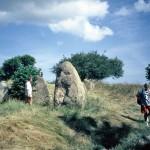 Hügelgräber in Nobbin