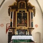 Kirche in Bobbin