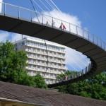 Brücke in Sassnitz