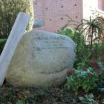 Grabstein von Maria Pakulla