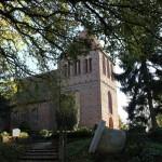 Kirche Seitenansicht